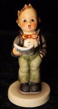 "Goebel Hummel ""Soloist"" #135 Tmk5 5"" Vintage Porcelain Figurine"