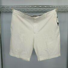 NEW! Walter Hagen Perfect 11 Core Golf Shorts - Men's Size 42, White