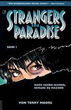 Auswahl = STRANGERS IN PARADISE # 1 - 9 ( Speed ) Neuwertig