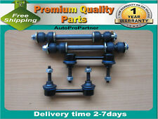 4 FRONT REAR SWAY BAR LINKS FOR FORD MUSTANG 99-04