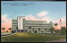 BRADENTON FL Manatee Veterans Memorial Hospital Vtg PC