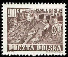 Scott # 531 - 1951 - ' Coal Mining ', Inscribed: Plan 6, etc