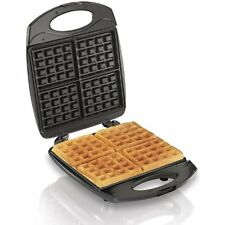 Waffle Irons Hamilton Beach 4-Piece Belgian Maker (26020)