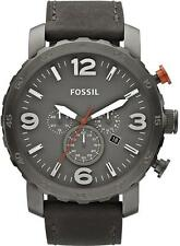 Fossil (Open Box) Nate Chronograph Mens Watch JR1419