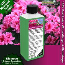 Rhododendron-Dünger Azaleen-Dünger Moorbeet Flüssigdünger NPK Volldünger Profi