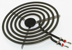 """Electric Range Stove Burner Surface Element Replacement 8"""" 4 turn/5 turn"""