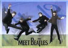 THE BEATLES - MEET THE BEATLES - SPORTS TIME INSERT #2 1996