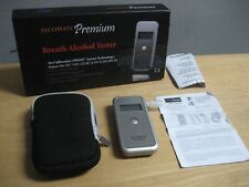 ALOCMATE PREMIUM BREATH ALCOHOL TESTER TESTED CLEAN BREATHALYZER