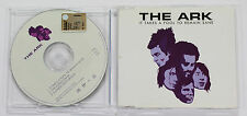 THE ARK It Takes A Fool To Remain Sane 2001 CD Single Slim HARD ROCK GLAM POP