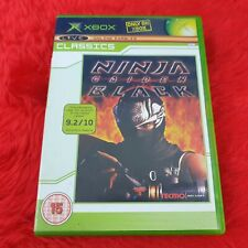xbox NINJA GAIDEN BLACK PAL UK Version