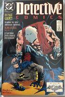 Batman Detective Comics #598 DC Comics 1989 Blind Justice