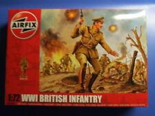 Britische Infanterie WK 1, Airfix, neu und ovp