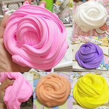 Fluffy Slime Floam ADHD Autism Adult Stress Gag Kids Toys 60ml/2.2oz HOT