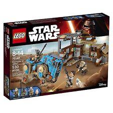 LEGO Star Wars Encounter on Jakku Building Play Set 75148 NEW NIB