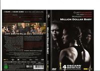 Million Dollar Baby - Clint Eastwood / DVD 8860