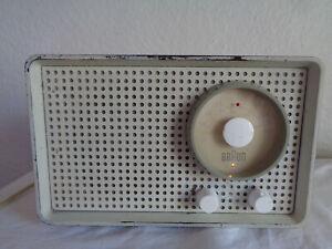 Braun SK 2/b Röhrenradio /Designklassiker aus dem 50er