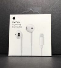 MMTN2ZM/A RETAIL BOXED APPLE MFi CERTIFIED LIGHTNING EARPODS 8-PIN IPHONE 7 8 X
