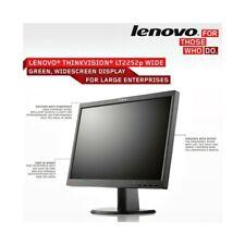 "MONITOR LCD 22"" 22 POLLICI LENOVO LT2252P WIDESCREEN DP DVI-D VGA VESA GRADO B-"