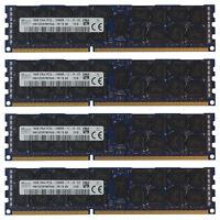 64GB Kit 4X 16GB HP Proliant BL680C DL165 DL360 DL380 DL385 DL580 G7 Memory Ram