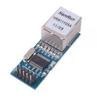 MINI Modulo Ethernet LAN con ENC28J60 compatibile pic (Arduino-Compatibile)