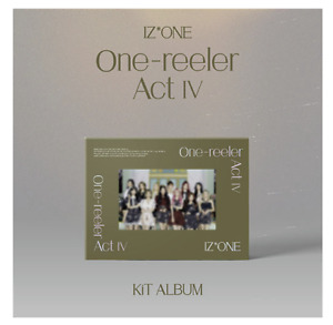 IZ*ONE 2020 IZONE ONE REELER ACT Ⅳ 4TH MINI KIT ALBUM