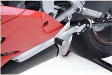 R&G Pie de apoyo (SIDESTAND) Zapato Para Ducati 1199 Panigale, de 2012 a 2015