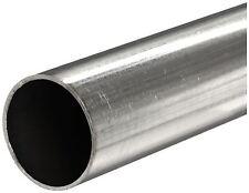 """304 Stainless Steel Round Tube 2"""" OD x .065"""" W x 12"""" (Welded)"""