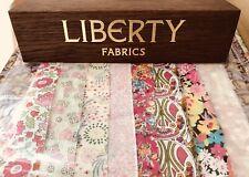 Various selection of Pink, liberty tana lawn scraps
