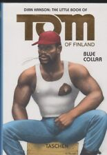 BD THE LITTLE BOOK OF TOM OF FINLAND Blue Collar livre illustration Erotique