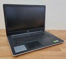 "Damaged - Dell Inspiron 17 3793 - 17"" - i5-1035G1 - 8GB - GeForce MX230 - No SSD"