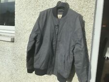 NEW WITH TAGS, Men's Hollister bomber style jacket, size Large