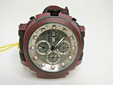 Invicta Reserve Automatic Chronograph Meteorite Carbon Men's Watch SW500