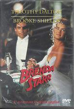Dvd **BRENDA STARR** con Timothy Dalton Brooke Shields nuovo sigillato 1989
