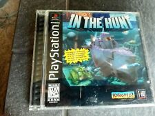 In the Hunt (Sony PlayStation 1, 1995)