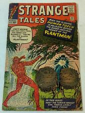 1963 STRANGE TALES #113 ~ just the cover