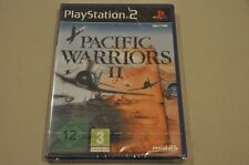PLAYSTATION 2 gioco-PACIFIC WARRIORS II dogfight-TEDESCO COMPLETO ps2 NUOVO OVP