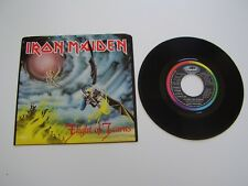 "IRON MAIDEN FLIGHT OF ICARUS 7"" single 45t Canada Capitol B-5248 Rare 1983"