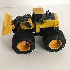 John Deere ERTL Front End Loader Yellow Construction Equipment Toy Farming