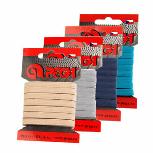Gummiband 7mm (5m Wickel) verschiedene Farben, PW1118-07