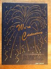1986 CONWAY AR HIGH SCHOOL YEARBOOK ARKANSAS ANNUAL GENEALOGY BOOK OLD PHOTOS