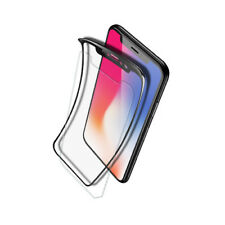 Joyroom Iphone X Full 3D Privacy Light Tempered Glass JM336