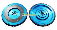 FX 6061 T6 BILLET ALUMINUM CLUTCH FLYWHEEL fits 89-98 NISSAN 240SX KA24E KA24DE