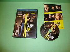 The Italian Job (DVD, 2010, Full Frame)