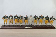 Danbury Mint 1966 Green Bay Packers Super Bowl Team Figurines