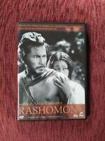 Dvd - Rashomon - Akira Kurosawa                                       Come Nuovo