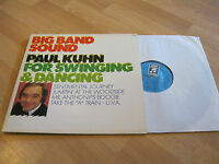 LP Paul Kuhn Big Band For Swinging & Dancing Vinyl Schallplatte F 665847 EMI
