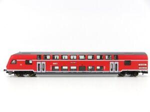 (CHA184) Minitrix 13902 N DC Doppelstockwagen 2. Kl. der DB, OVP