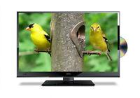 "20"" CELLO C20230F 12v 12 volt LED HD CARAVAN TV FREEVIEW DVD USB MOTORHOME BOAT"
