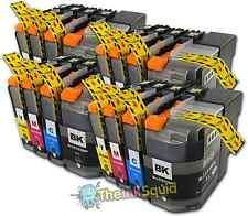 16 LC225XL + LC229XXL Cartuchos de tinta para la impresora Brother MFCJ 5625DW MFCJ 5720DW
