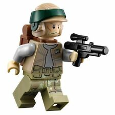 LEGO REBEL TROOPER ENDOR (TAN VEST) MINIFIGURE STAR WARS SHUTTLE TYDIRIUM 75094